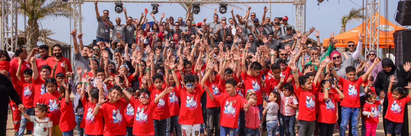 SCCT Celebrating the 2019 Orphan's Day #One_family