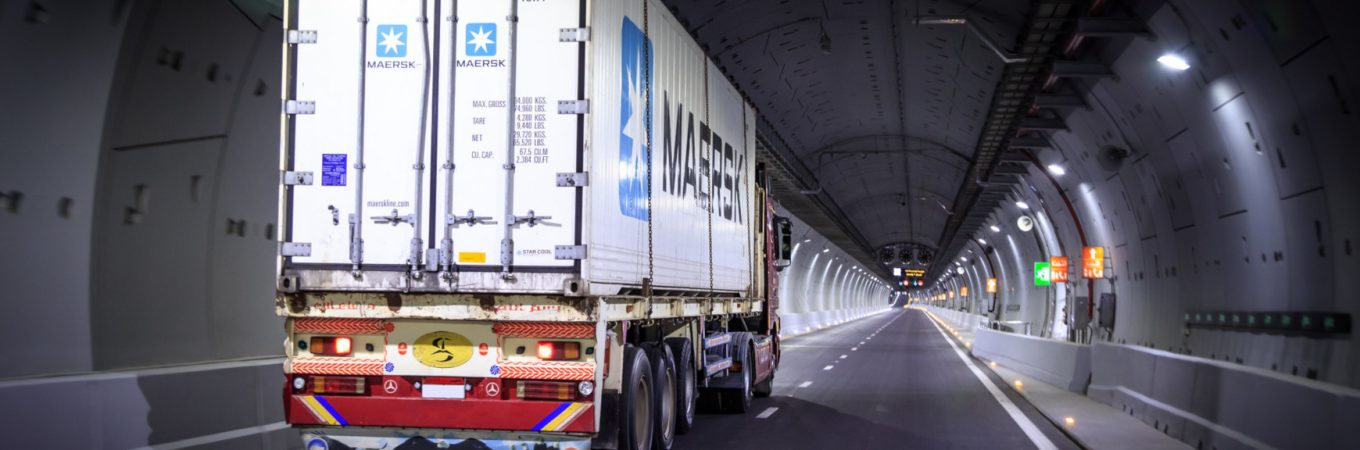 Faster access to SCCT via new tunnel lowers logistics costs