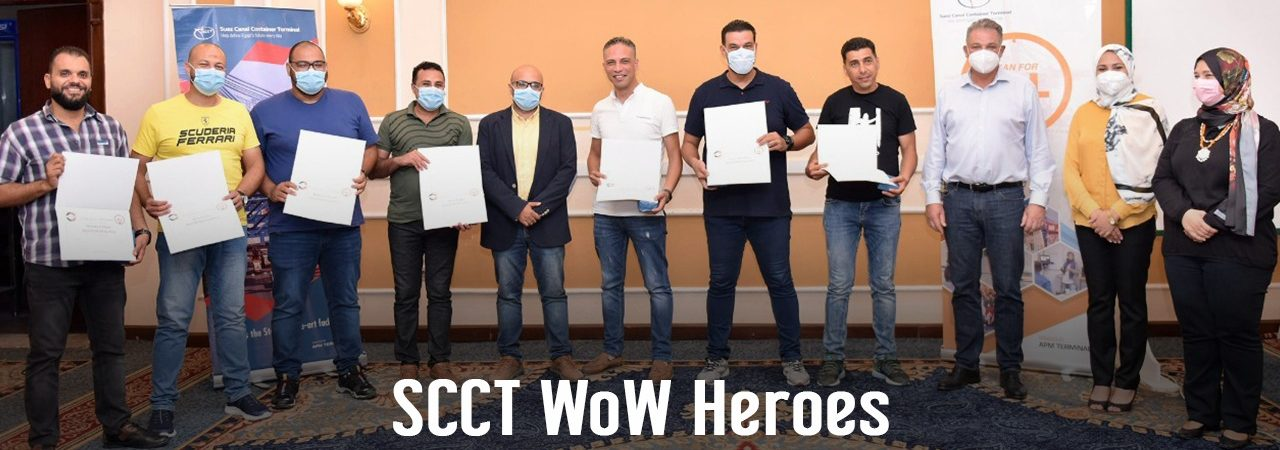 SCCT is Celebrating WoW Heroes!