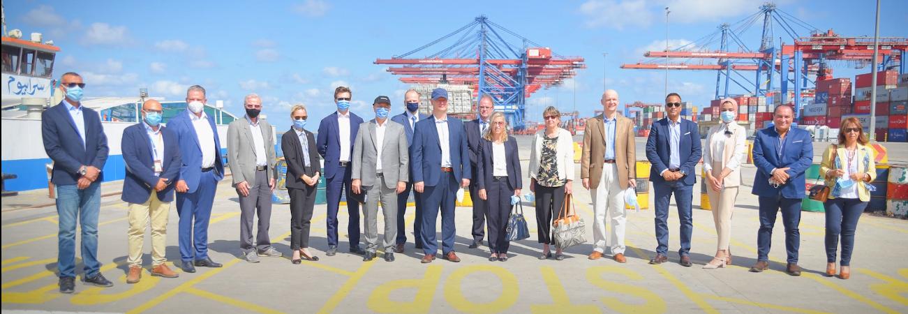 Ambassadors Delegation Visit To SCCT