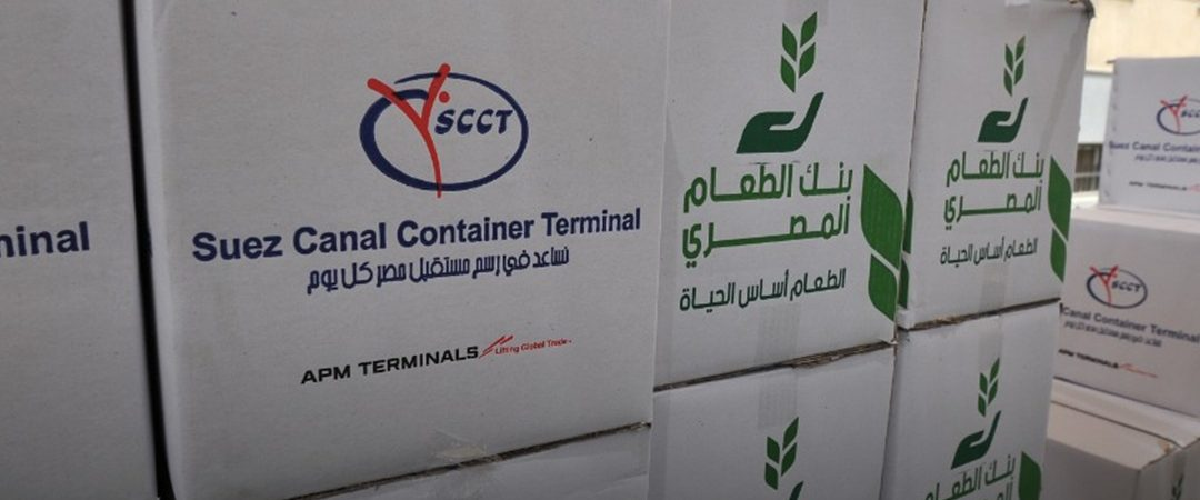 SCCT's Ramadan CSR Project in collaboration with the Egyptian Food Bank